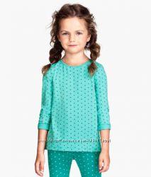 Регланы от NEXT, H&M для девочки 2-4 года