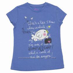 Разные футболочки для девочки CHICCO, NEXT 2-4, 4-6 лет