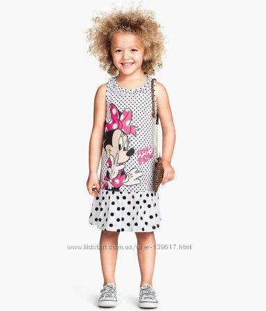 Платья и сарафаны от CHICCO, NEXT, H&M для девочки 2-4, 4-6 лет