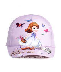 Летние яркие кепки от H&M для девочки 2-4, 4-6 лет