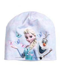 Хлопковая шапочка от H&M, для девочки 4-8 лет