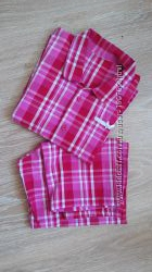 Фирменная хлопковая пижама George 11-12лет 146-152см