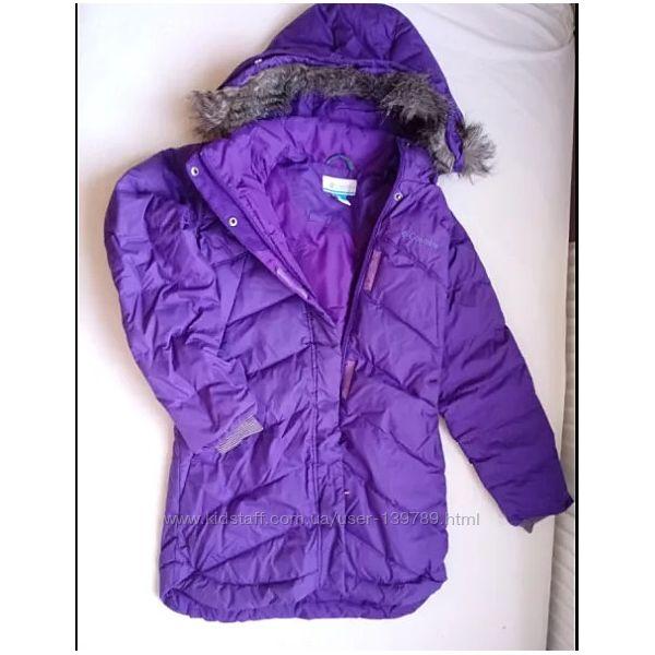 Куртка Columbia оригинал детская р 14-16