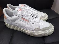 Кожаные кроссовки Адидас - оригинал - 40.5