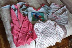 Кофты на девочку 4-6 лет