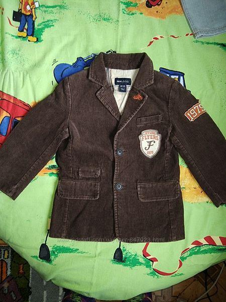 Пиджак H&M на рост 104 возраст 3-4 года