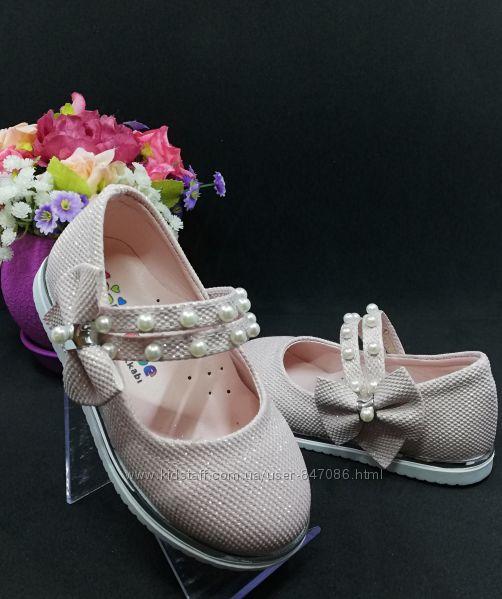 Ортопедические туфельки для девочки 21-25