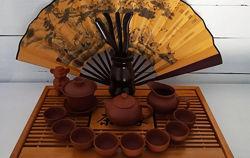 Глиняные чайные наборы