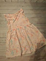 Платье летнее h&m хлопок