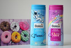 Balea for Kids Duschgel & Shampoo дитячий гель для душу шампунь 300мл