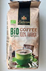 Bellarom Bio organic coffee 100 Arabica - 500g - біо-кава Белларом арабіка