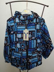 Куртка - ветровка для мальчика, 5-9 лет