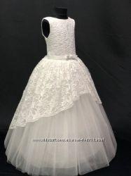 Платье нарядное очень красивое для девочек от 4 до 7 лет-Новинка-4 цвета