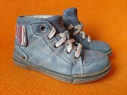 ботинки Clarks Кларкс р. 8 F стелька 17 см