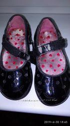 Лаковые туфельки стелька 15см
