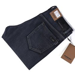 Зимние утепленные мужские джинсы BURBERRY  GUCCI  Tommy Hilfiger