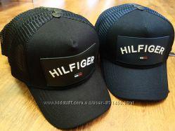 Бейсболки кепки TOMMY HILFIGER три модели оригинал сетка