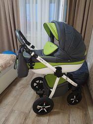 Детская коляска Verdi Pepe Eco 3в1