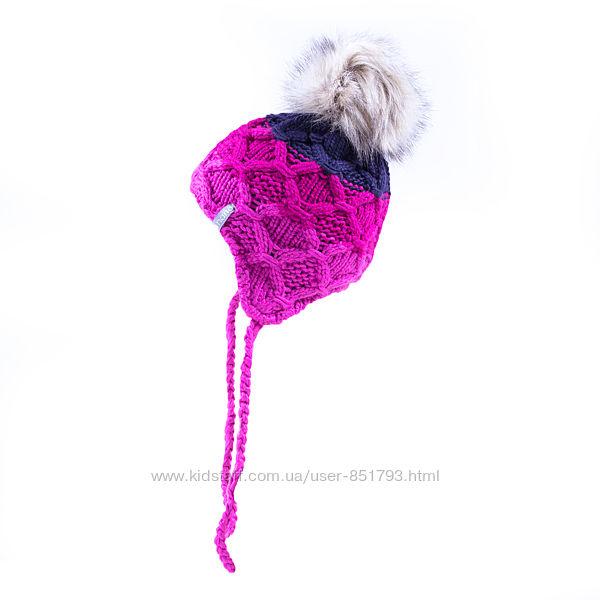 Зимние шапочки, наборы шапка и манишка Канада Nano Нано Peluche Пелюш