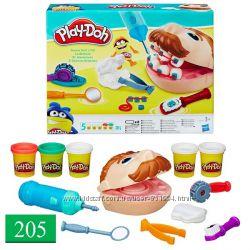 Набор тесто для лепки Зубастик Play doh