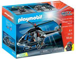 Playmobil 5675 Полицейский вертолет