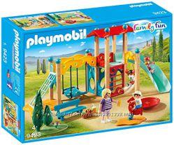 Playmobil 9423 Детская площадка с качелями