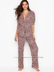 Фланелевая пижама Victoria&acutes Secret