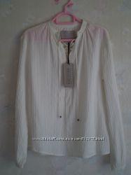 Новая блуза East р. М-L, хлопок