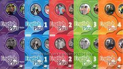 English plus Starter, 1, 2, 3, 4 Student&workbook 2nd edition