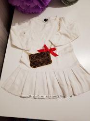 Шикарное платье Gap 18мес