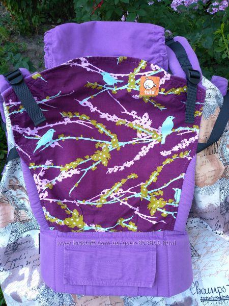 Очень удобный  качественный эрго-рюкзак