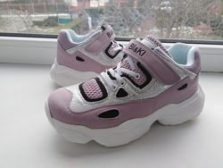 Кросівки для дівчаток BiKi Tom m