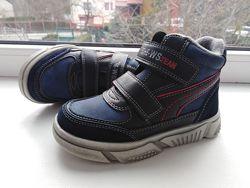 Демісезонні черевички для хлопчиків Сказка