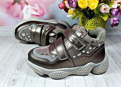 Демісезонні черевички для дівчаток Сказка