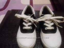 Кожаные кроссовки мокасины кеды  Keds из Сша, размер 11 28