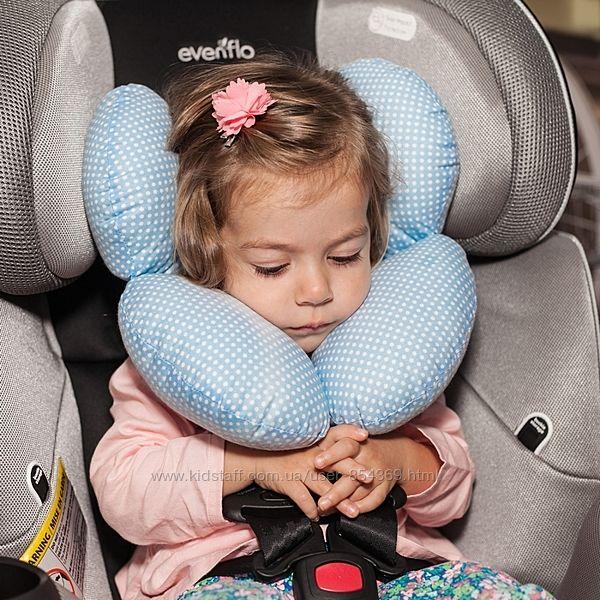 Детская ортопедическая подушка TRAVEL