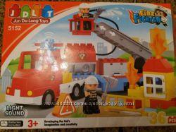 Конструктор  Toys Пожарник
