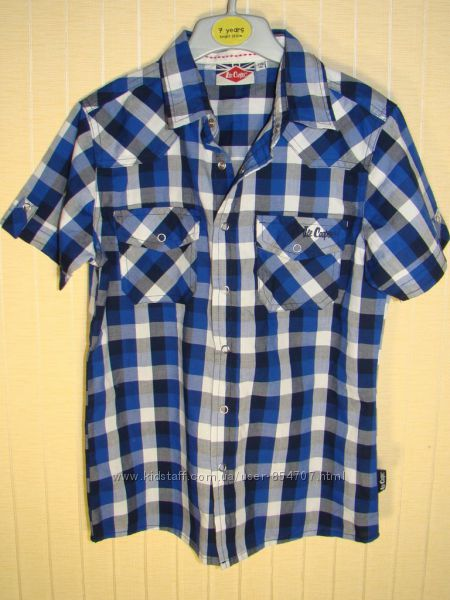 Рубашка детская Lee Cooper.