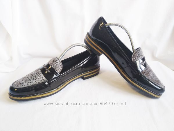 Туфли лоферы Rieker Размер 38