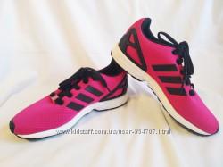 Кроссовки женские розовые Adidas Torsion ZX FLUX Размер 34 UK3