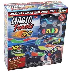 Светящийся трек аналог Magic tracks, машинка для меджик трека на ру