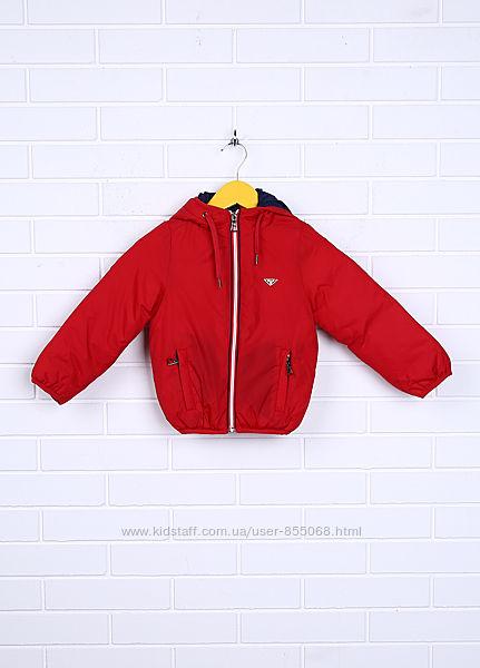 Куртка зимняя на синтипоне для мальчика Street Gang Италия
