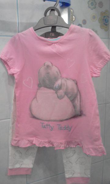 Пижама с Тедди Mothercare