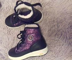 Новые ботинки Olang