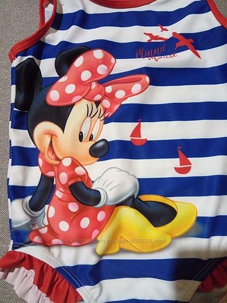 Яркий купальник  Disney