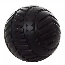 Мяч массажный GEMINI для тела, рук и ног. Самомассаж. Диаметр 12 см
