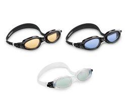 Детские очки для плавания Intex 55692. От 14 лет.