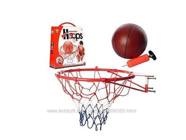 Баскетбольное кольцо Bambi M 2654. Диаметр 45 см