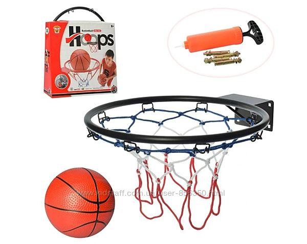 Баскетбольное кольцо Bambi M 5965. Диаметр 32 см