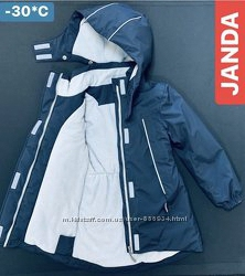Janda - зимня термо парка-Пальто  , на 2-3 зимы. До -30, мембрана от 10000
